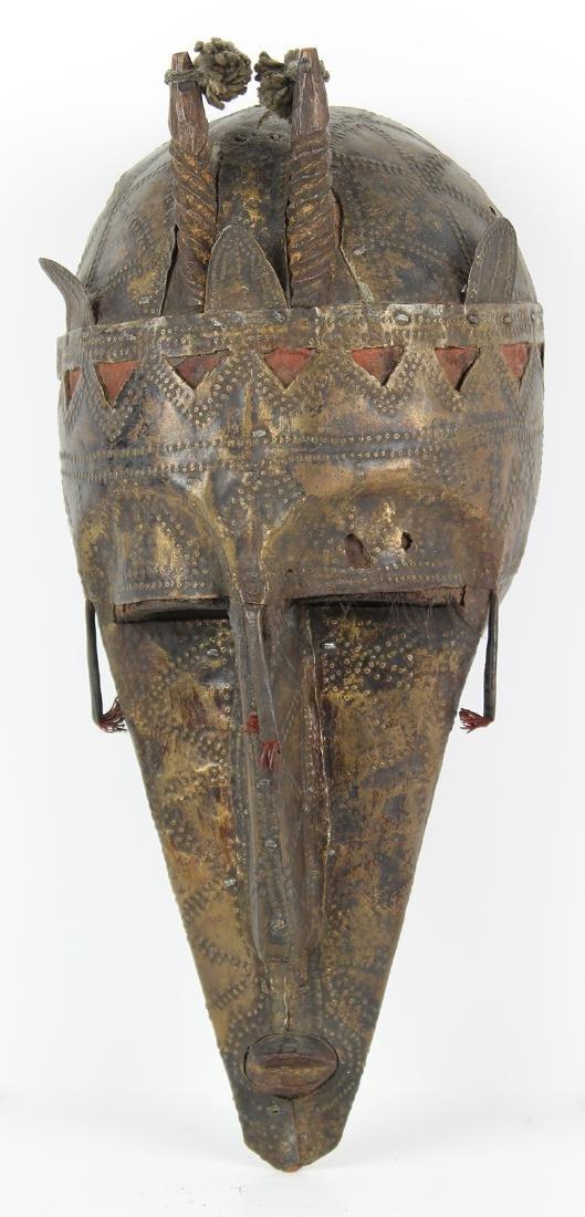 African Mask Marka Mali