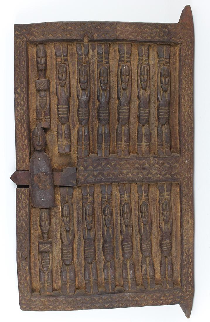 West African Door