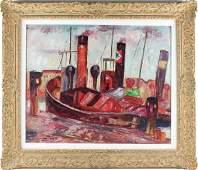 Ladislas Barta (1902-1961) Hungarian