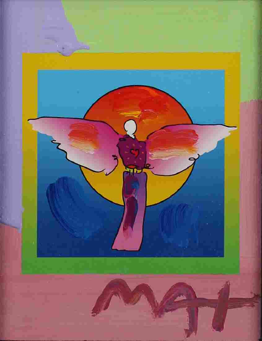 Peter Max (b. 1937) German/ American