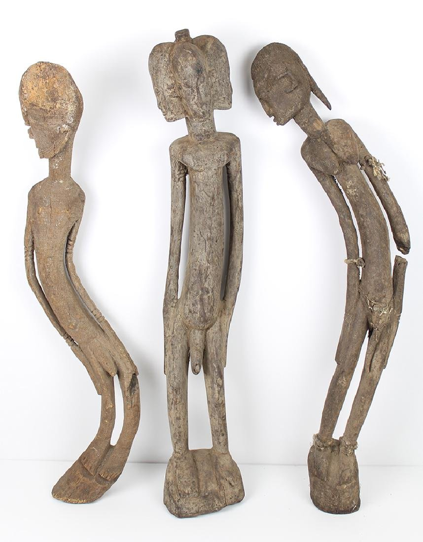 African Art: Dogon (three)