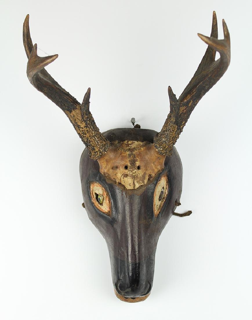 Guatemala Mask