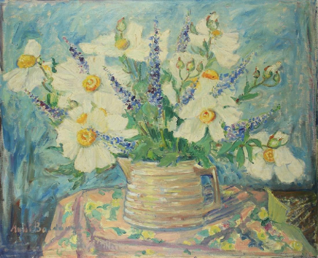 Anni Baldaugh (1881-1953) Californian