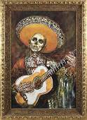 George Yepes (20th/ 21st Century) Latin American