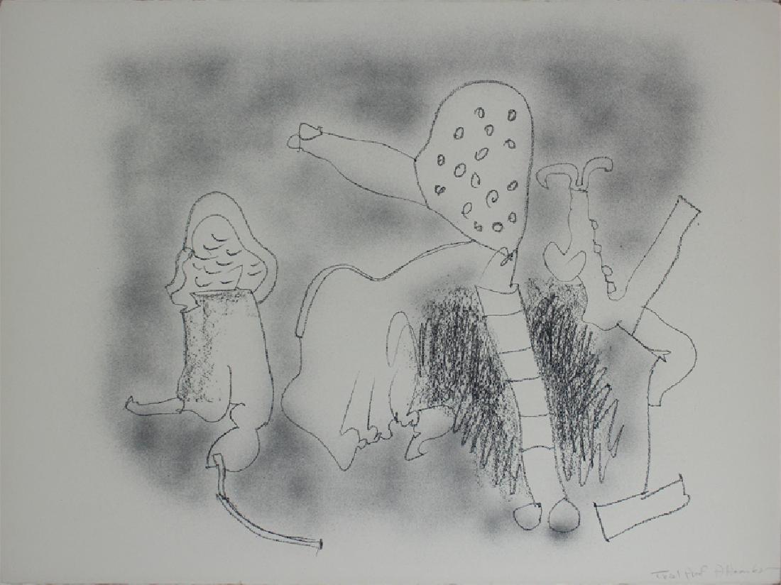 John Altoon (1925-1969) Californian (two) - 2