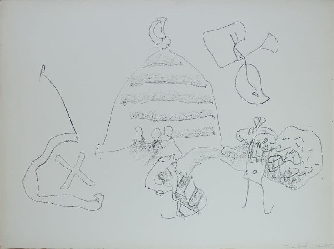 John Altoon (1925-1969) Californian (two) - 3