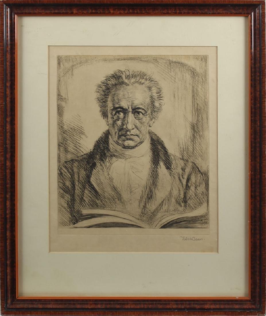 Karl Conrad Friedrich Bauer (1863-) German - 2