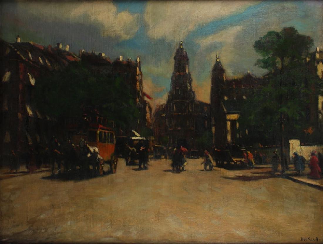 Antal Berkes (1874-1938) Hungarian - 2