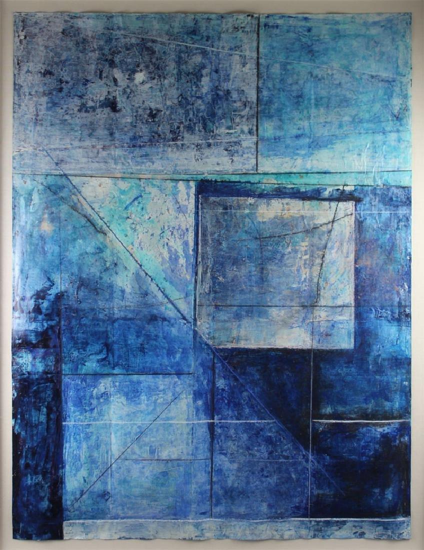 Pamela Bluhm (20th/ 21st Century) New York