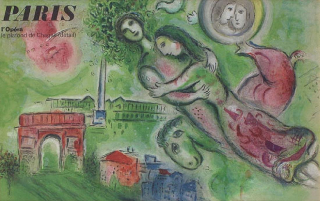 after Marc Chagall (1887-1985) French