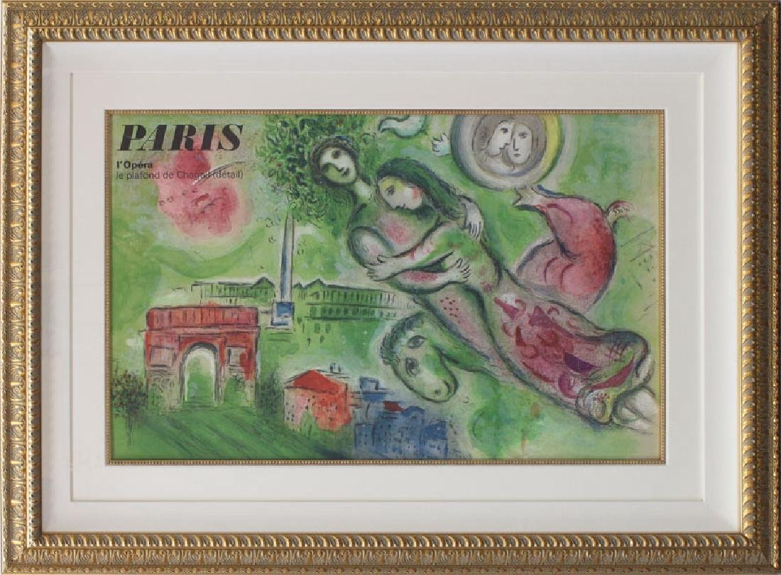after Marc Chagall (1887-1985) French - 2