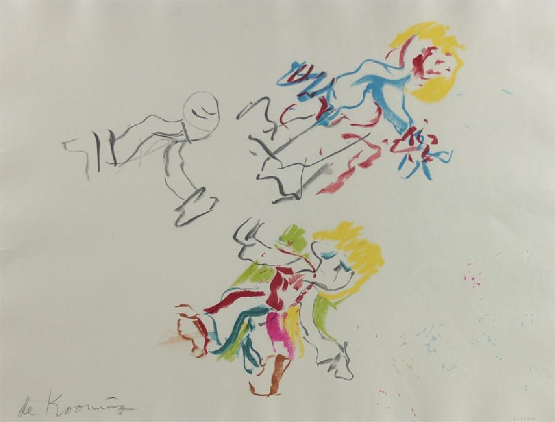 Willem De Kooning (1904-1997) New York