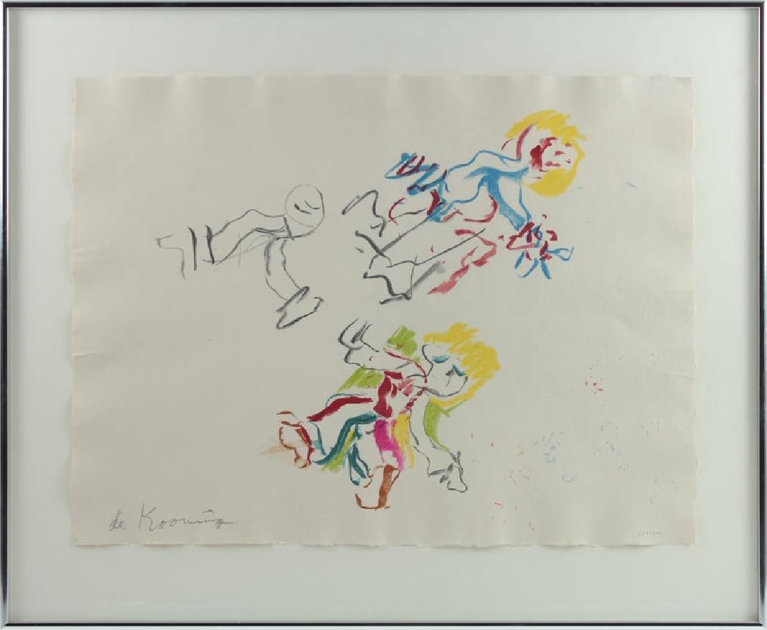 Willem De Kooning (1904-1997) New York - 2