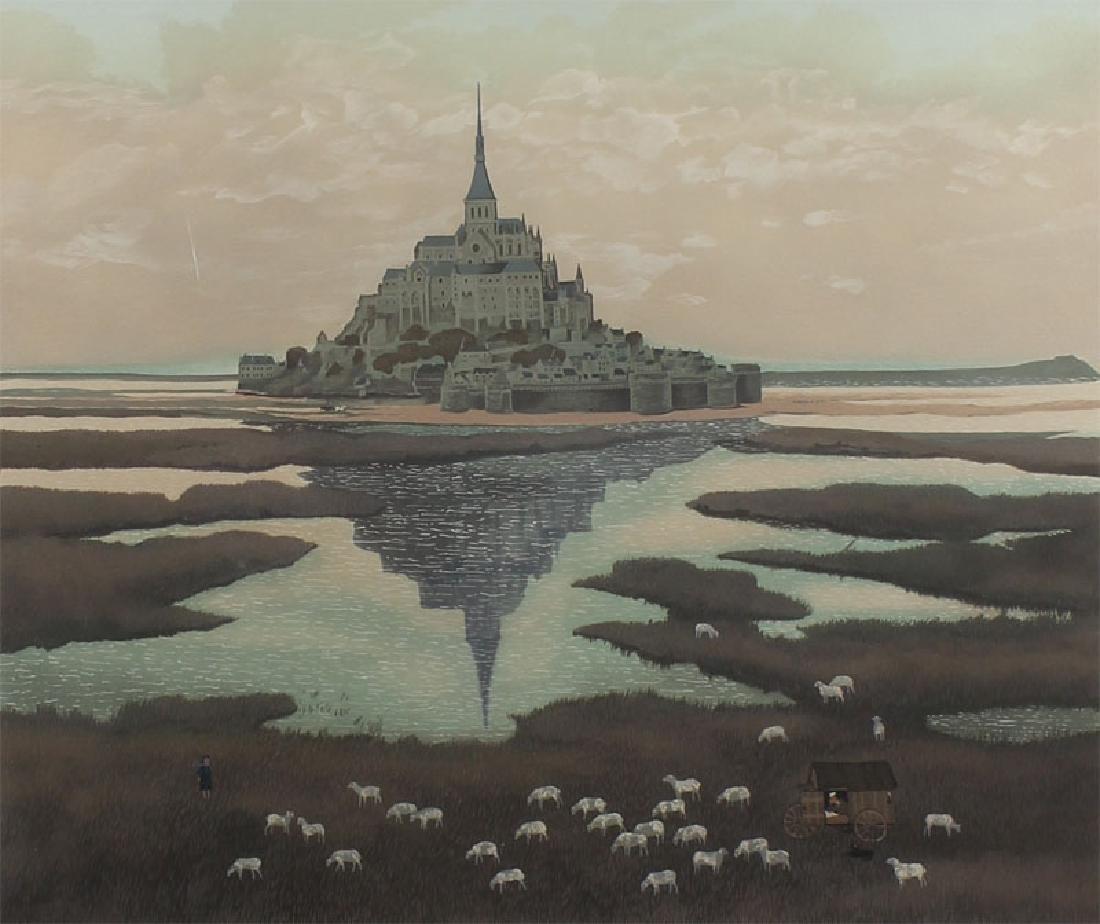 Michel Delacroix (b. 1933) French