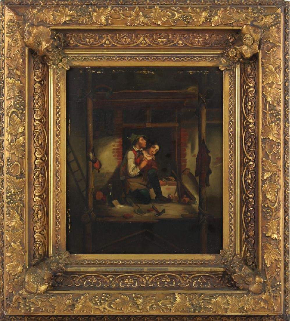 European Artist Unidentified (19th Century) (two) - 4