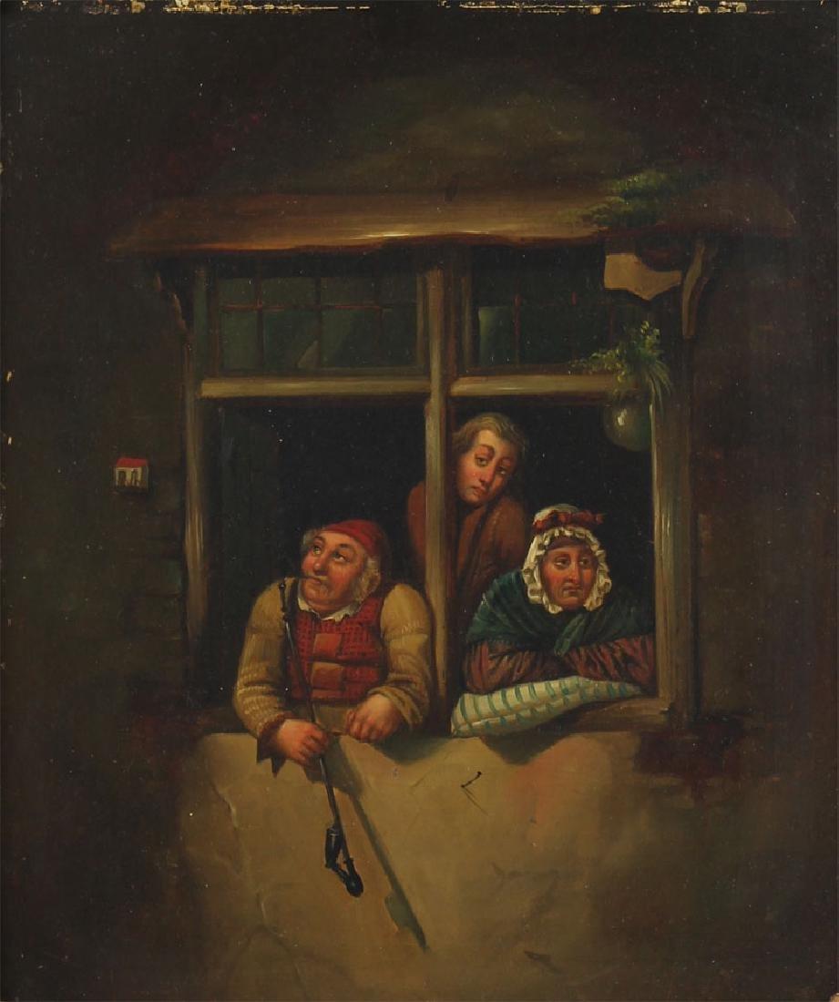 European Artist Unidentified (19th Century) (two) - 5