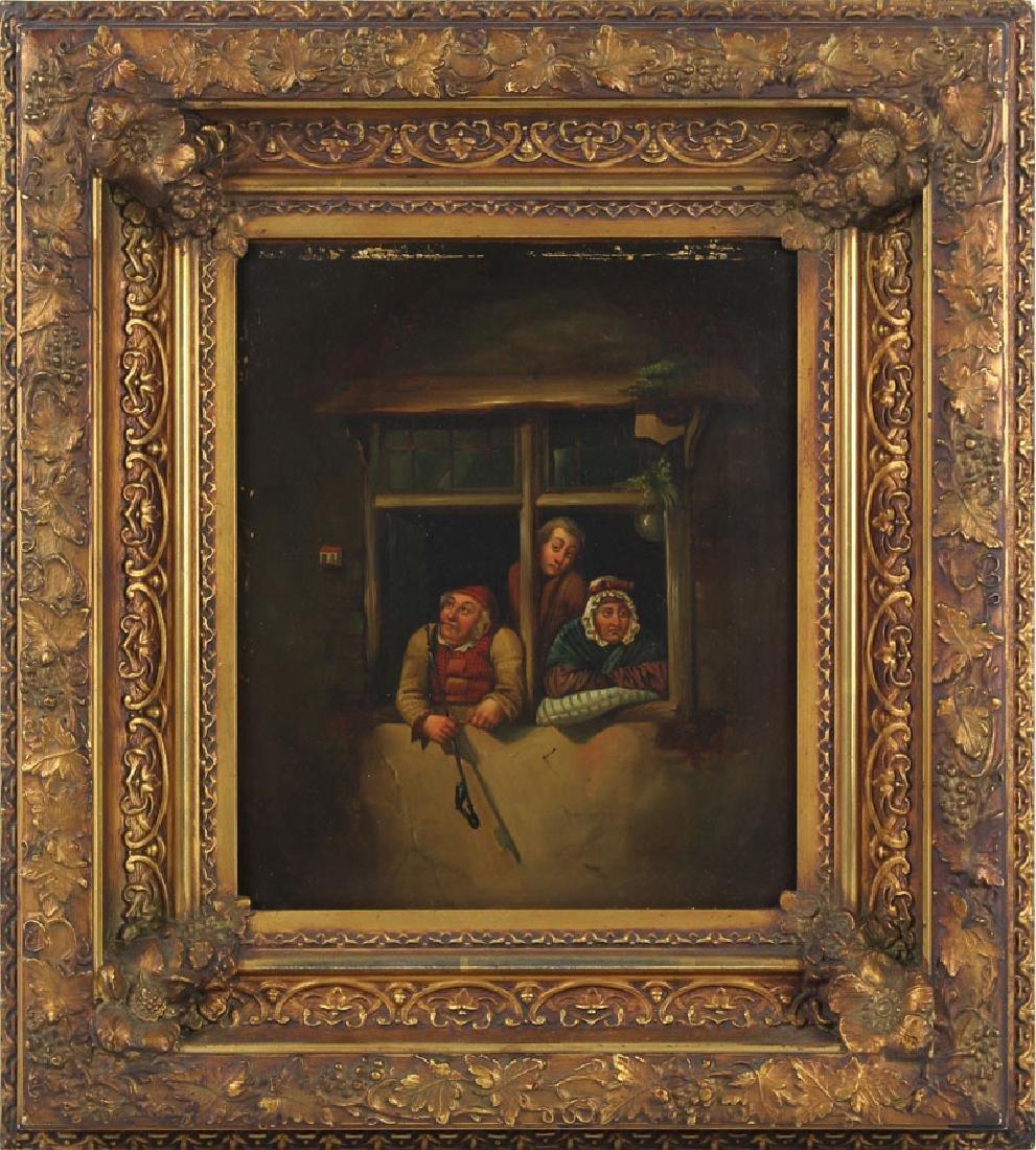 European Artist Unidentified (19th Century) (two) - 6
