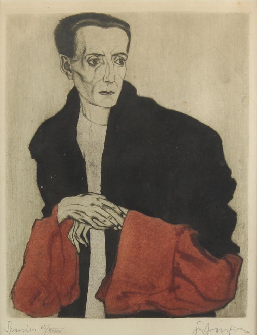 European Artist Unidentified (early 20th Century)