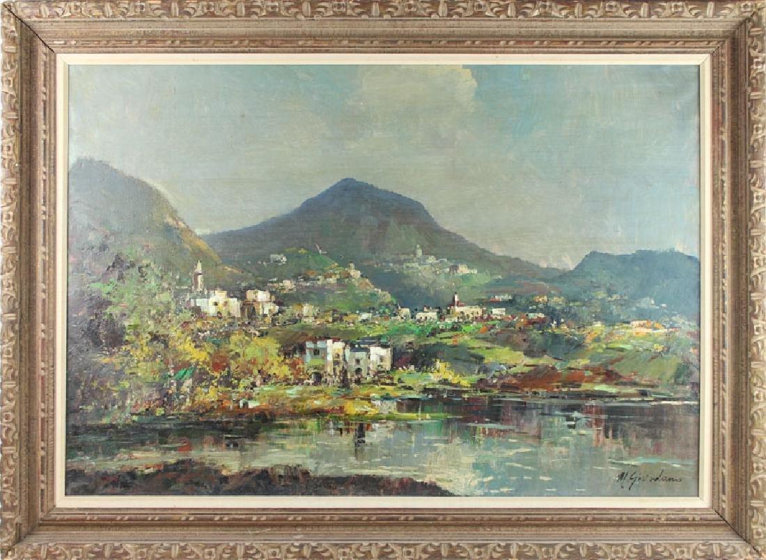 M. Giordano (20th Century) Italian