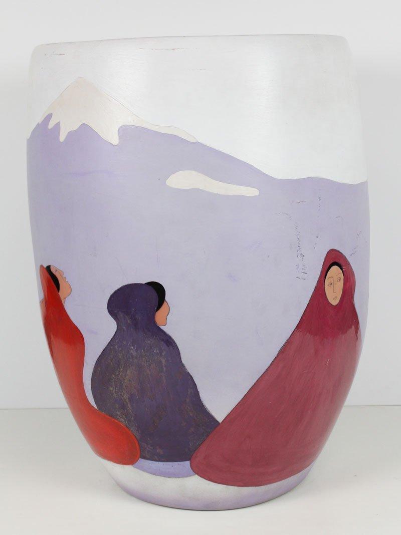 R. C. Gorman (1932-2005) New Mexico - 2