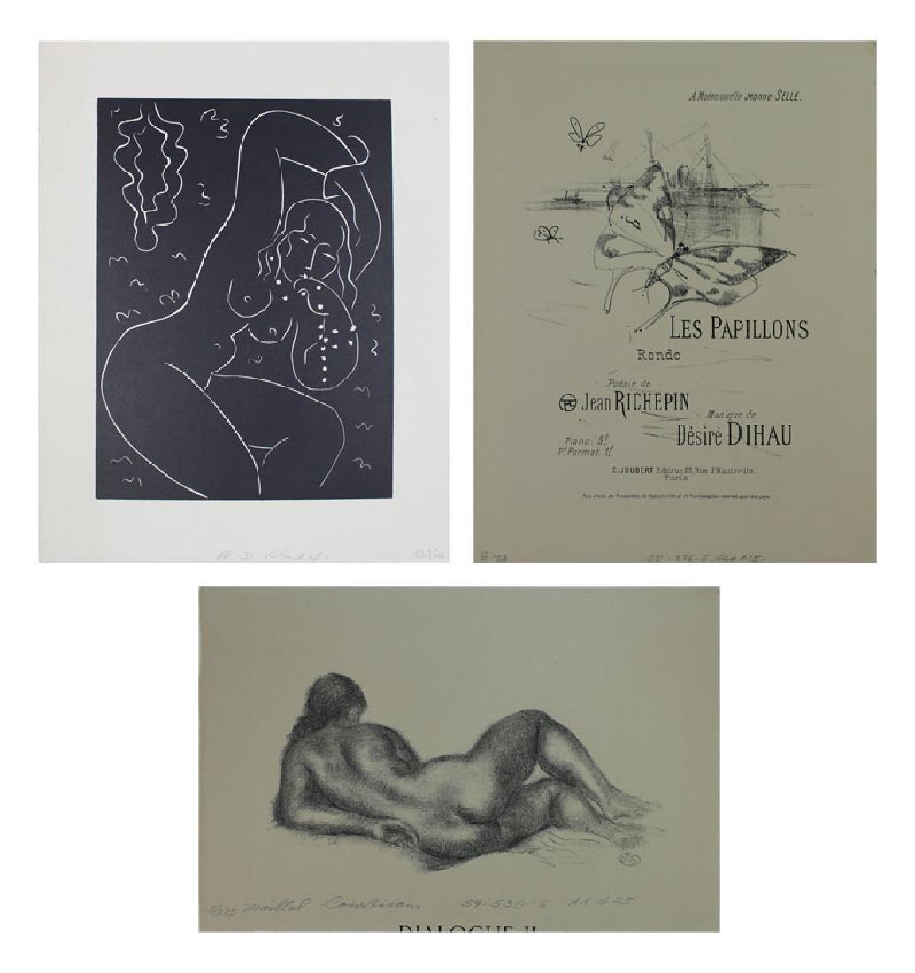 Henri Matisse (1865-1955), Henri Toulouse-Lautrec