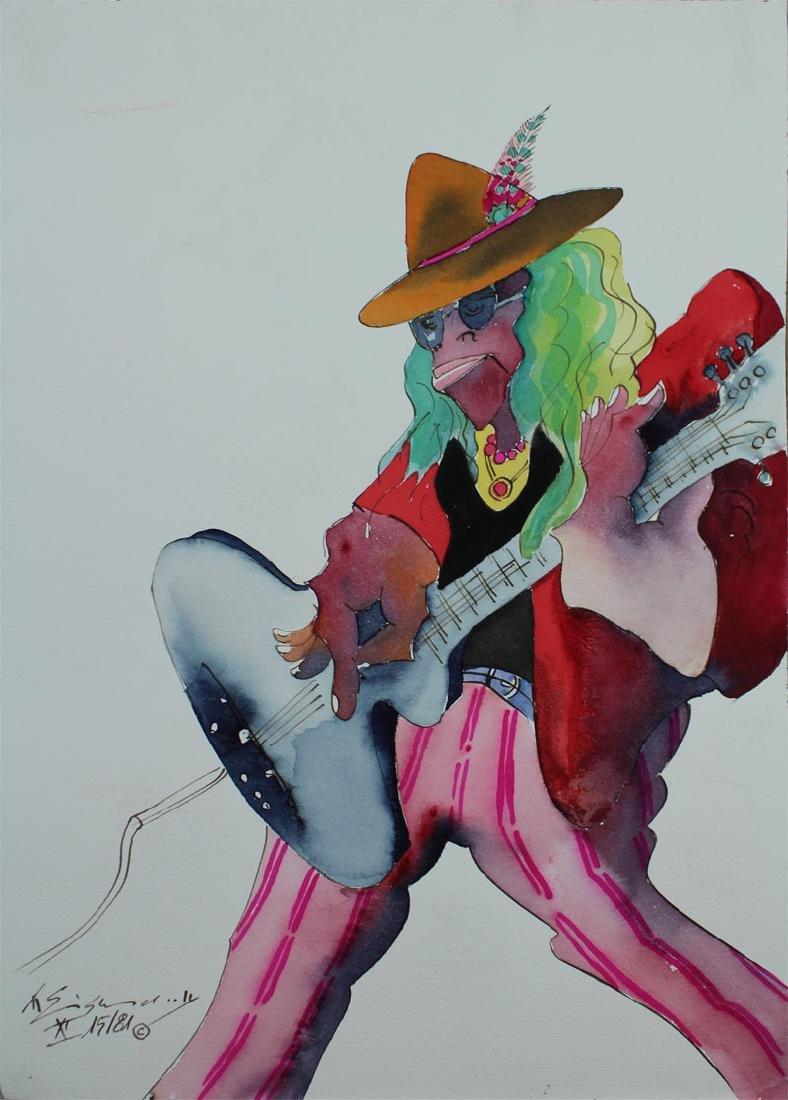 Leo Meiersdorff (1934-1994) New Orleans (five) - 4
