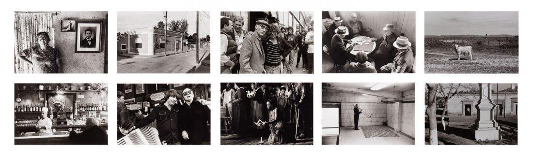 Ira Nowinski (b. 1942) New York (ten)