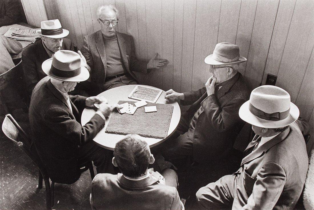 Ira Nowinski (b. 1942) New York (ten) - 5