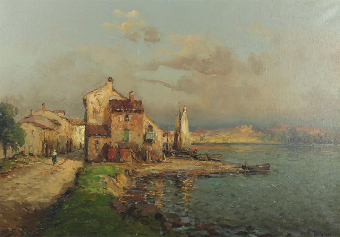 Pelletier (20th Century) European
