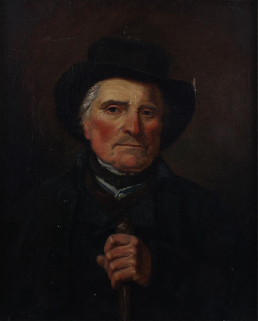 Franz Von Lenbach (1836-1904) German - 2