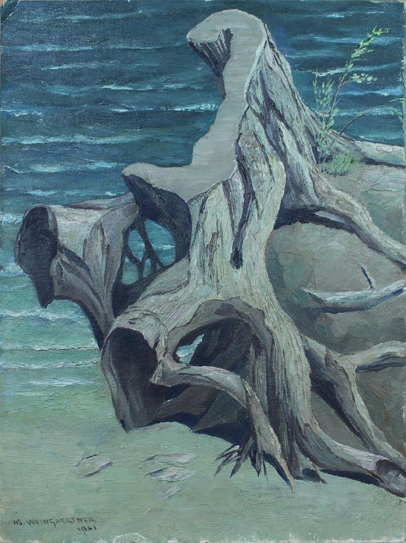 Hans Weingaertner (1896-1970) German/ New Jersey (four) - 4