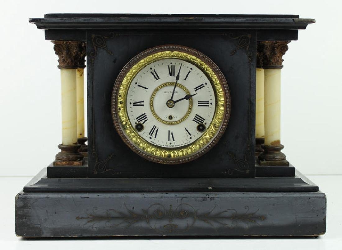 Antique: Seth Thomas Mantle Clock