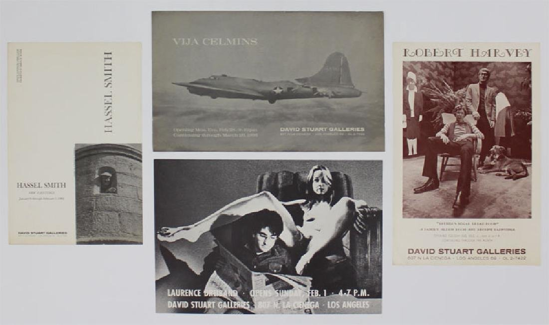 Vija Celmins, George Ortman & others (thirteen)