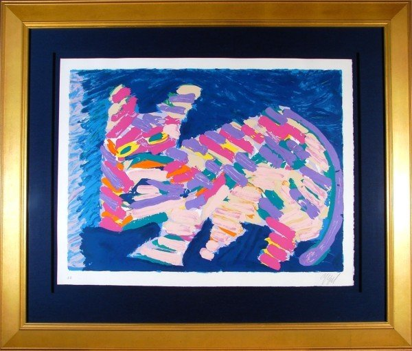 472: Karel Appel (1921-2006) Dutch