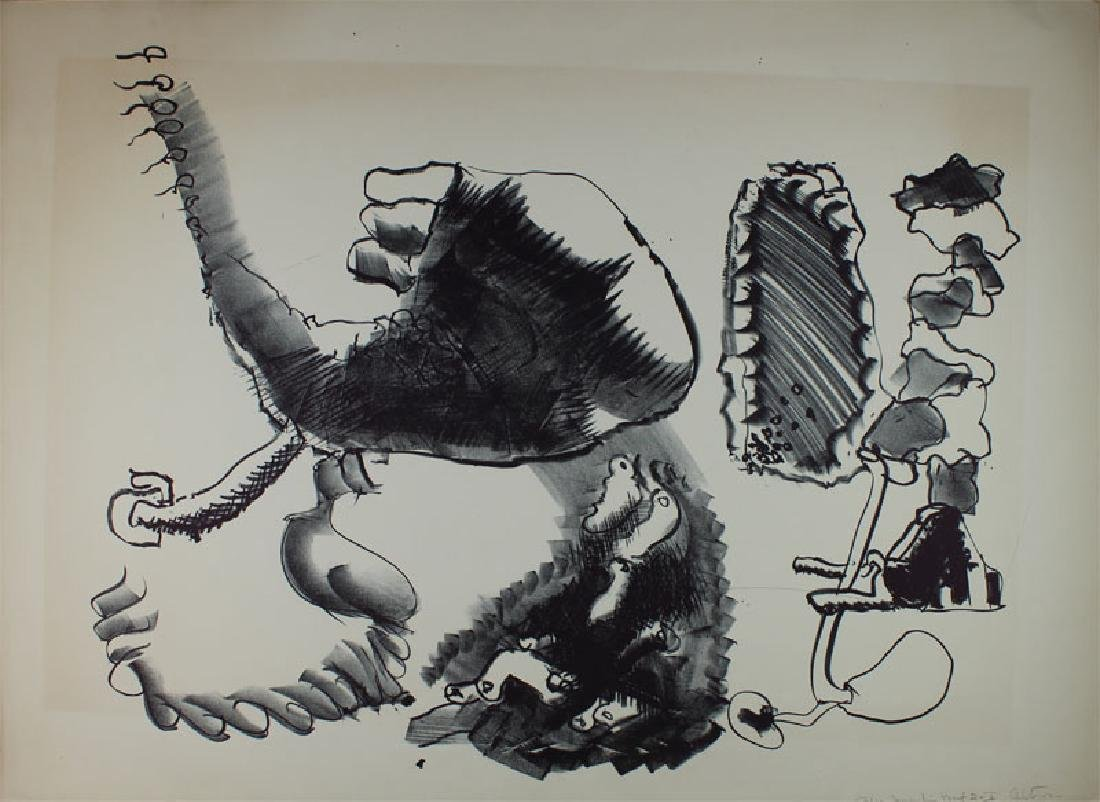 John Altoon (1925-1969) Californian (three) - 3