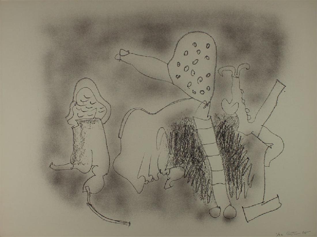 John Altoon (1925-1969) Californian (nineteen)