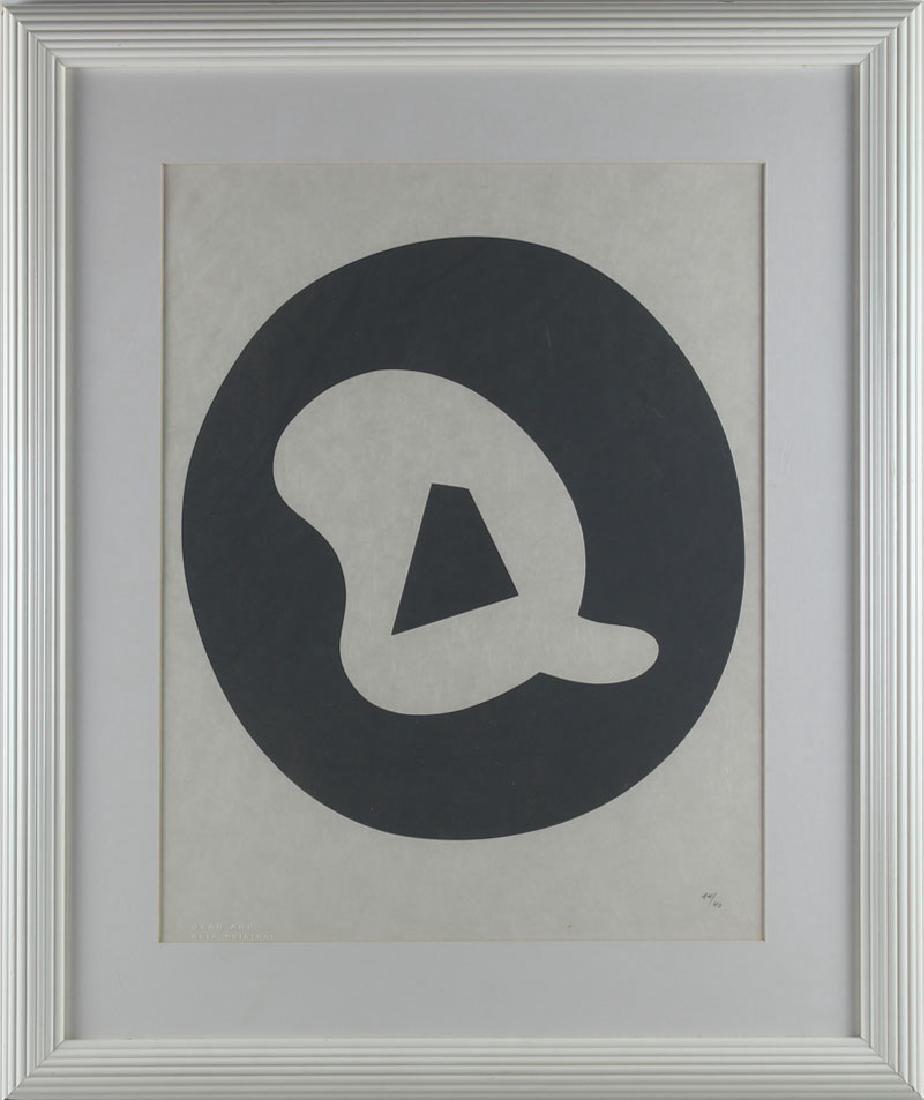 Jean Arp (1886-1966) Swiss - 2