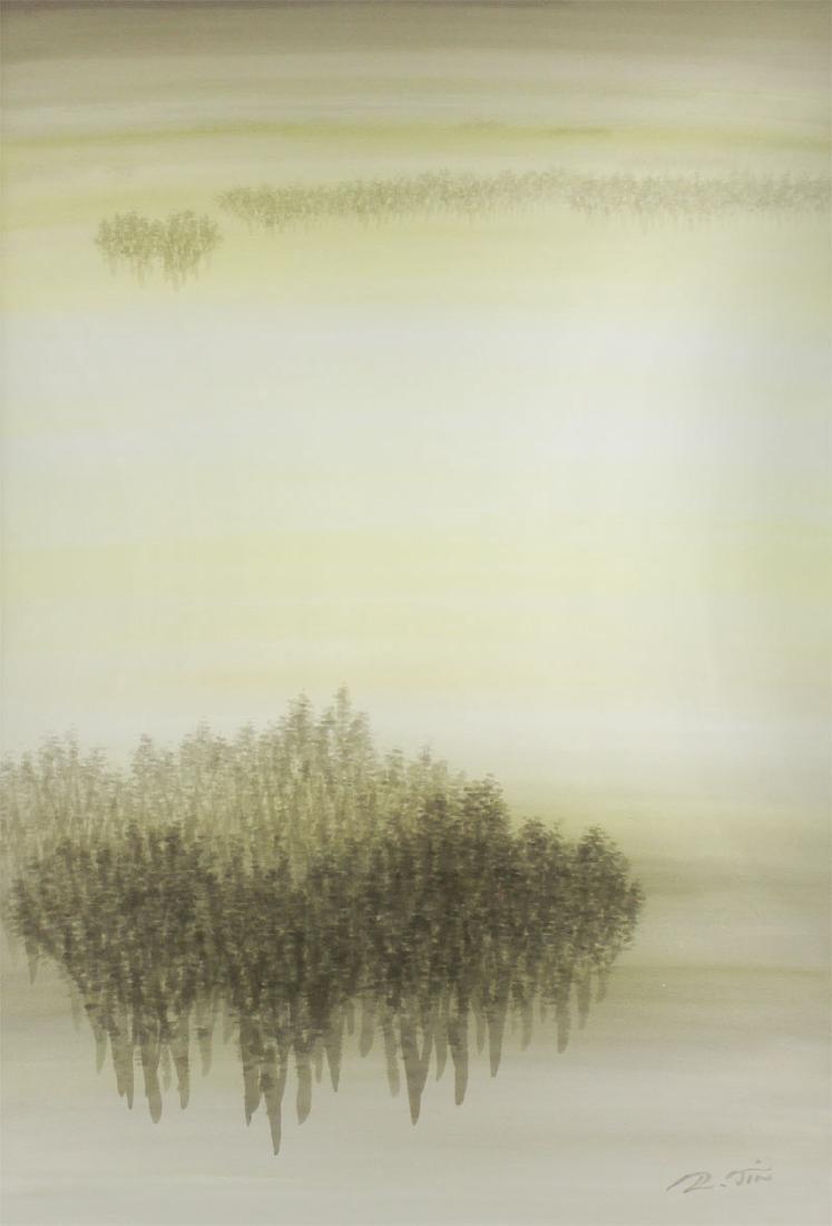 Artist (Asian?) Unidentified (20th/ 21st Century) - 2