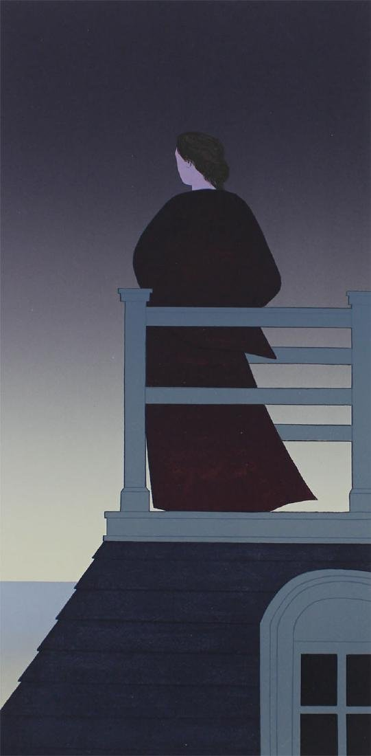 Will Barnet (1911-2012) New York