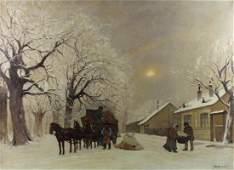 Antal Berkes 18741938 Hungarian