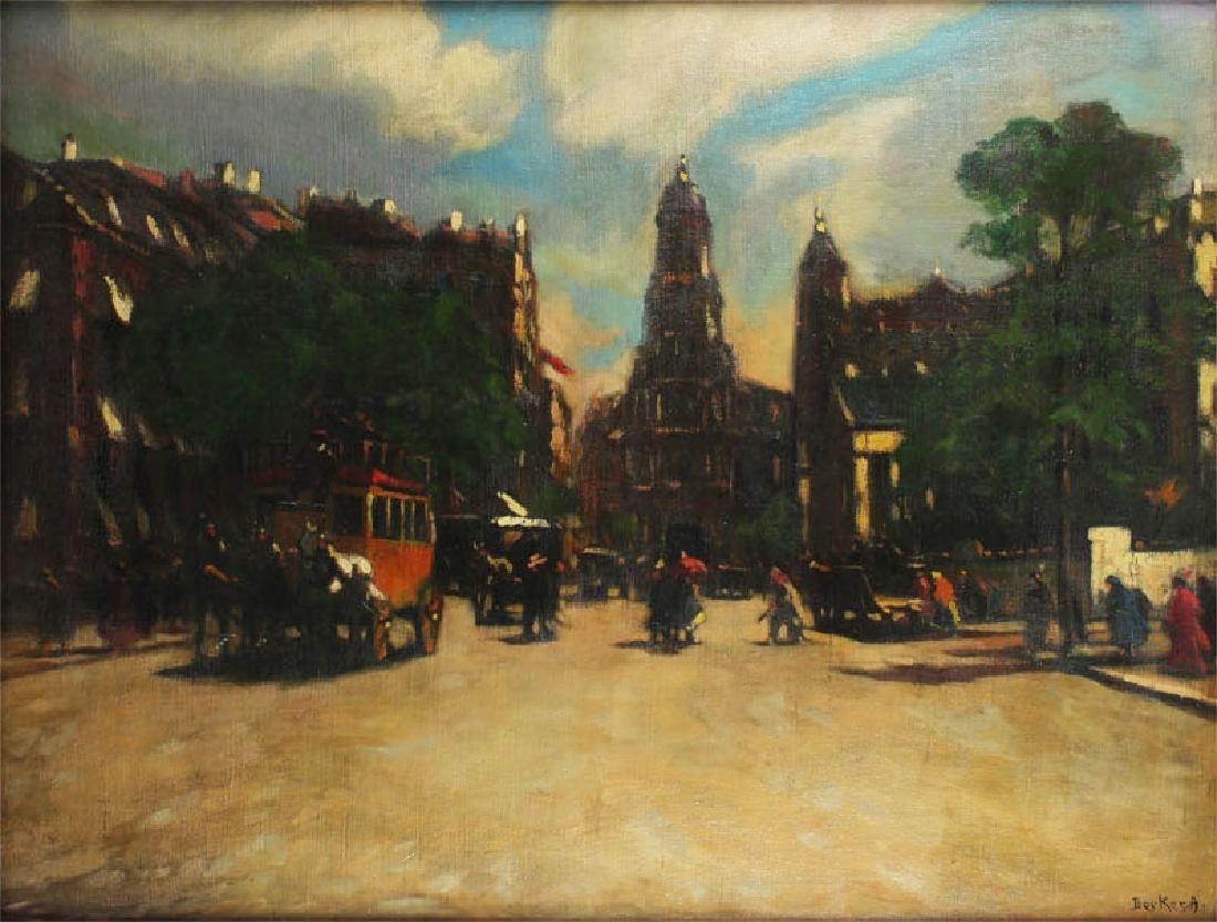 Antal Berkes (1874-1938) Hungarian