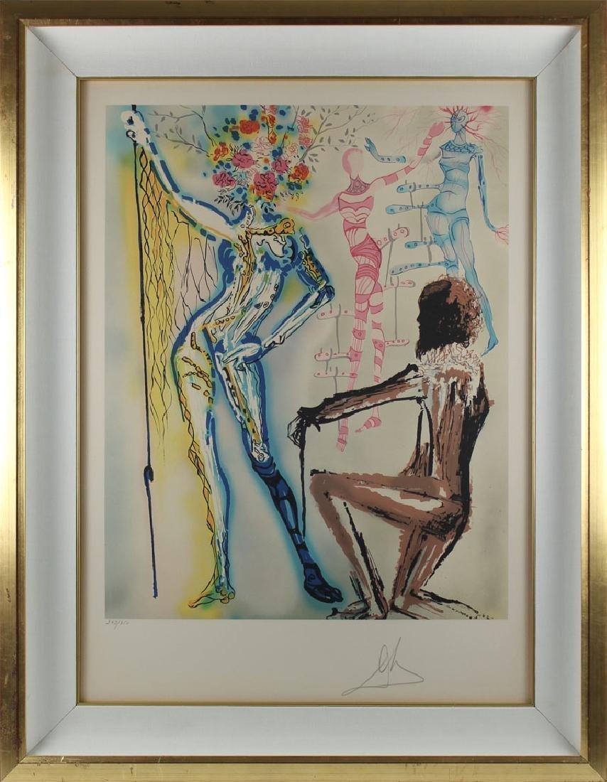 Salvador Dali (1904-1989) Spanish - 2