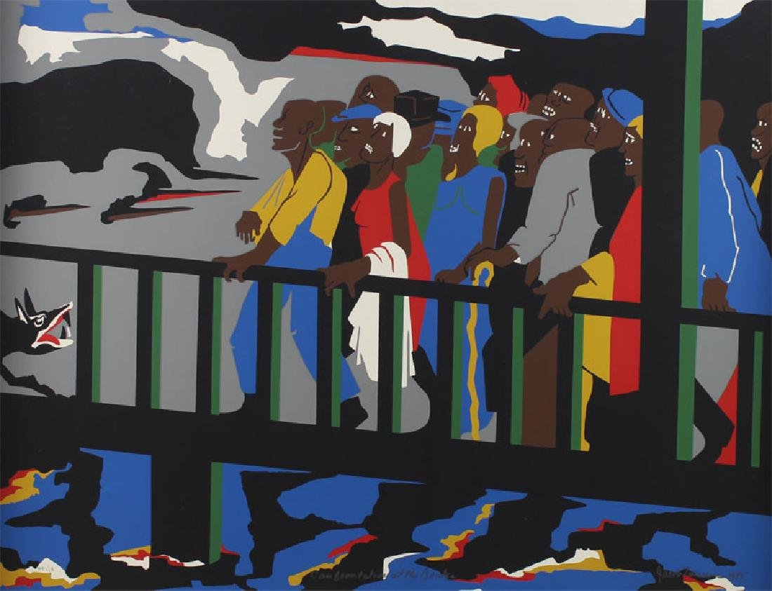 Jacob Lawrence (1917-2000) African American