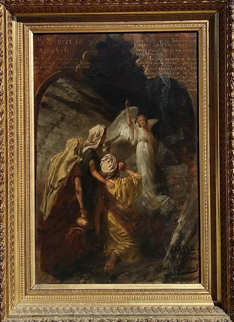 19th Century Artist Unidentified (German?)
