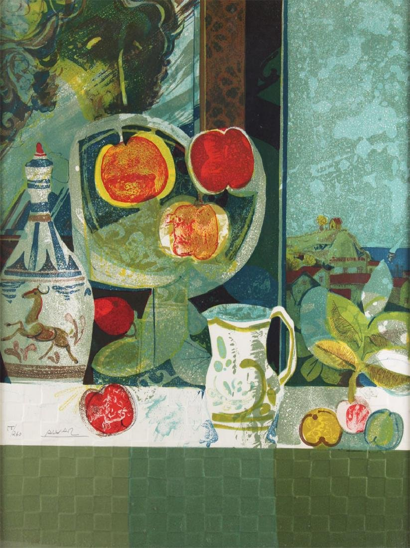 Sunol Alvar (b. 1935) Spanish (two) - 2