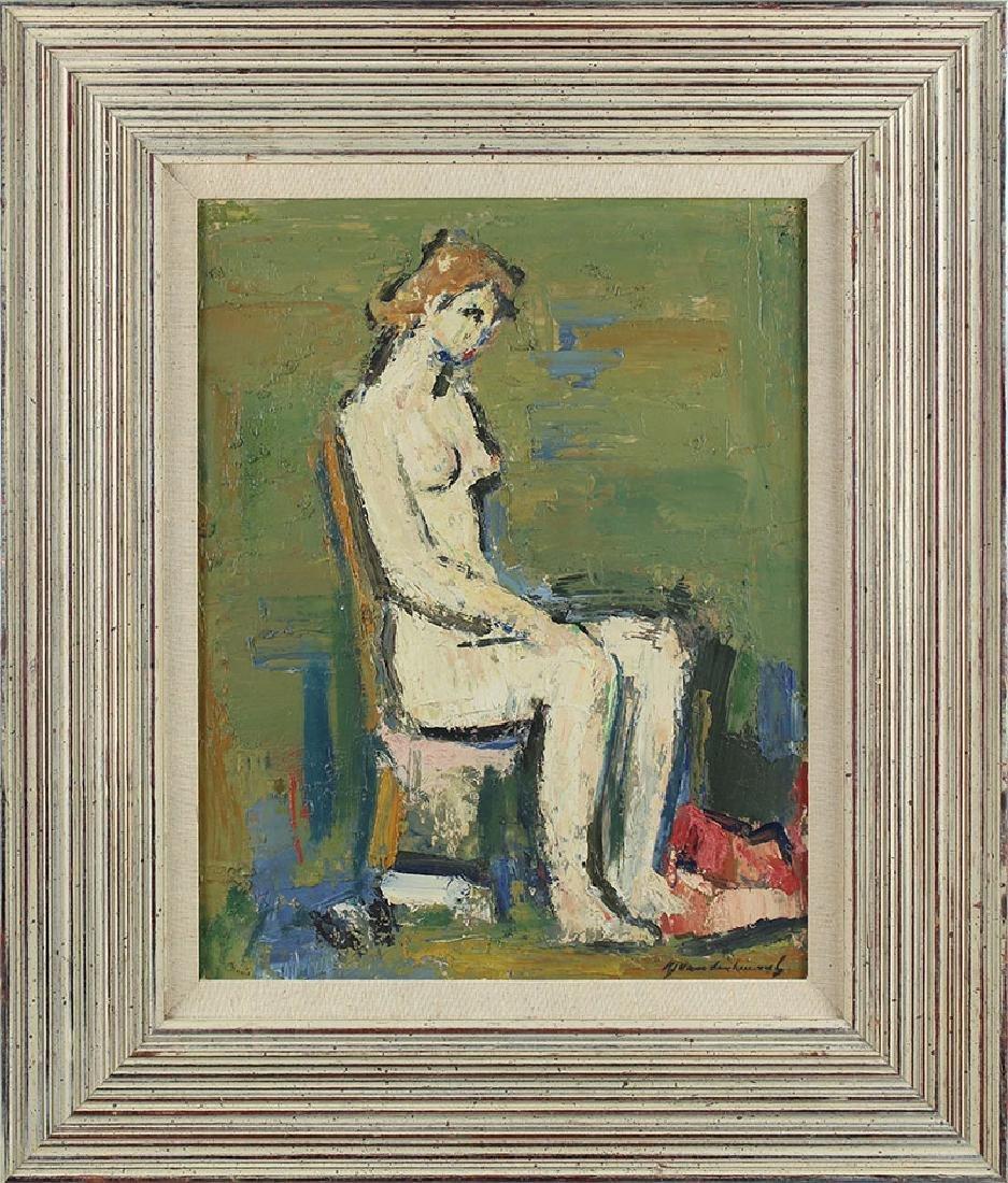 Karel Jan VAN DEN HEUVEL (1913-1991) Belgian