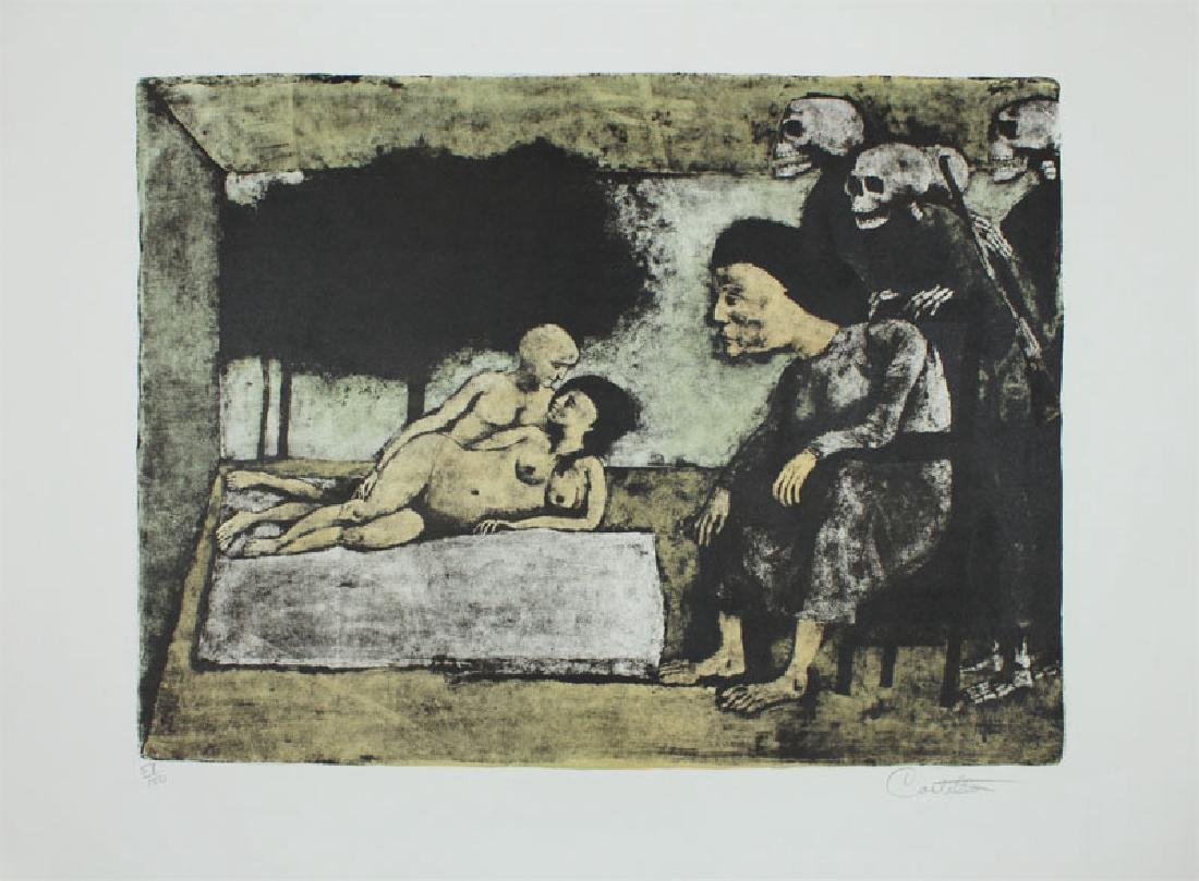 Federico Castellon (1914-1971) Spanish