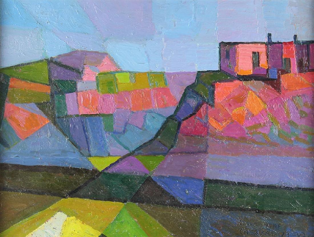 Constantine Cherkas (1919-2011) Russian/ Californian - 2
