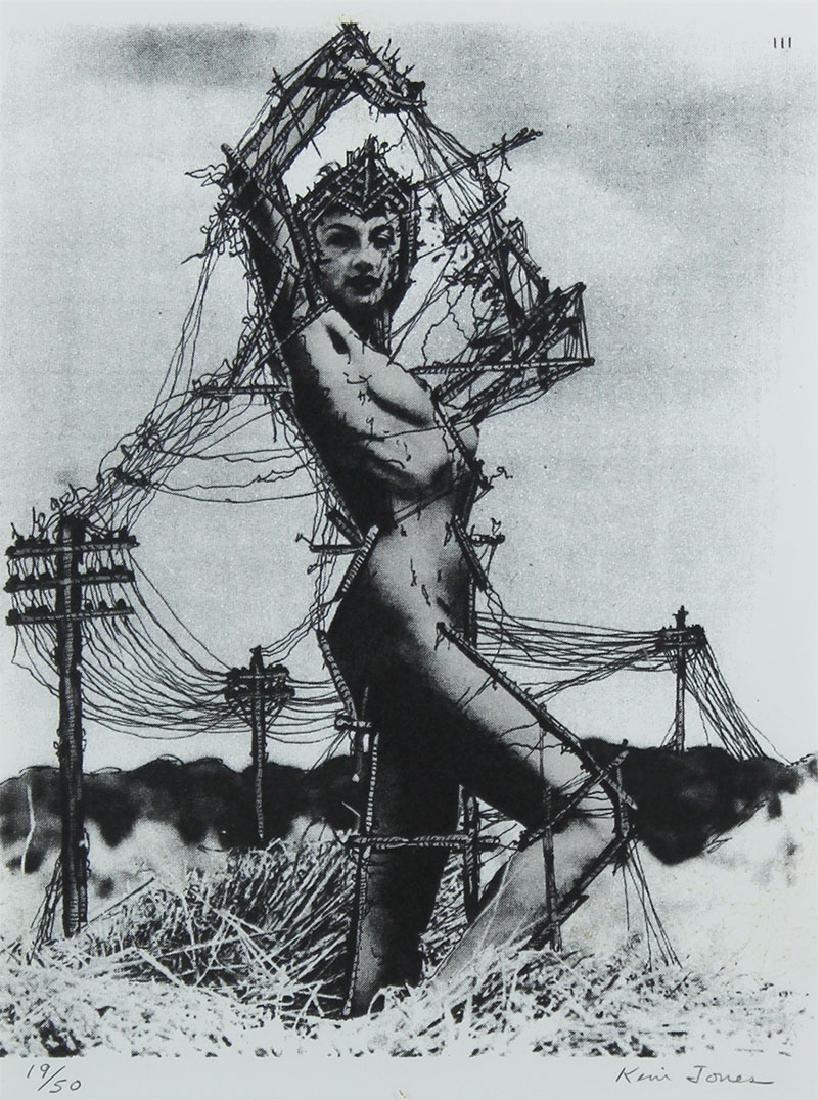 Kim Jones (b. 1944) Californian/ New York