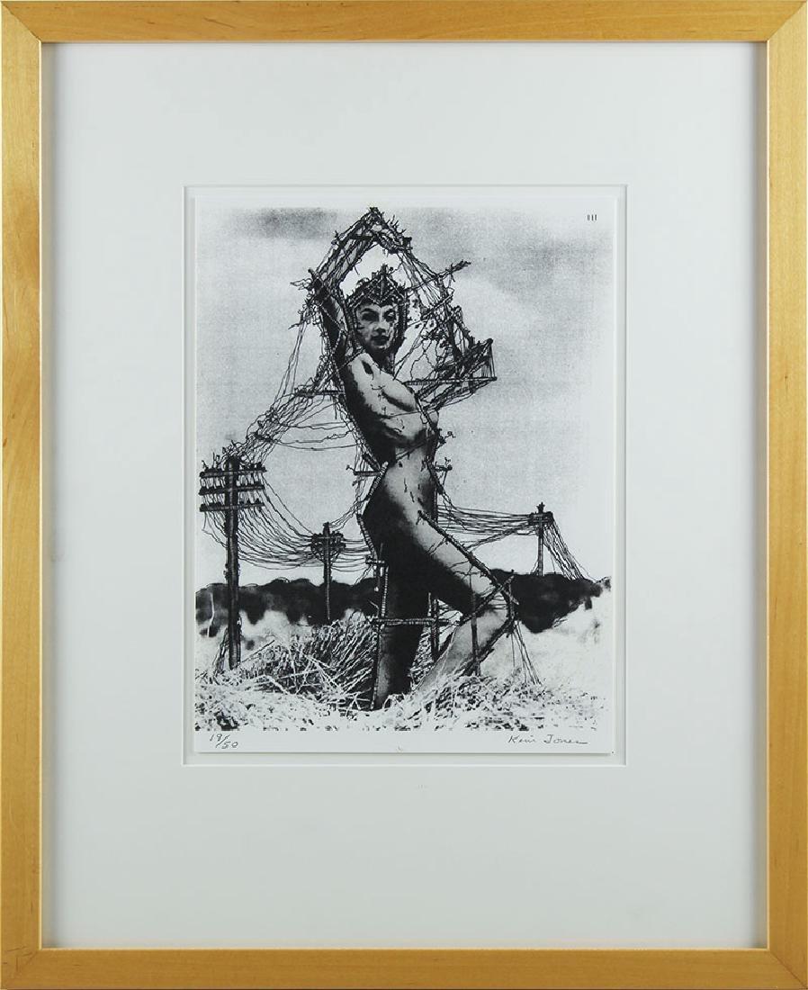 Kim Jones (b. 1944) Californian/ New York - 2